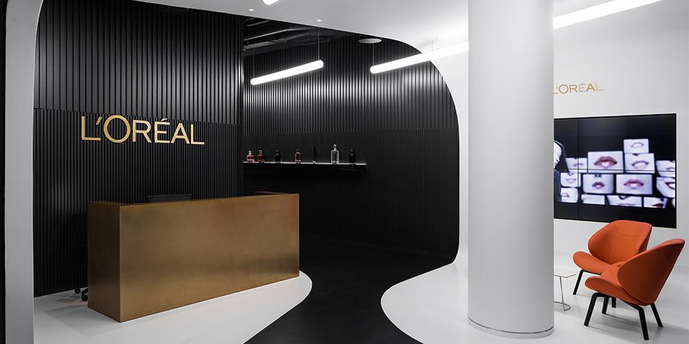 Офис L'ORÉAL