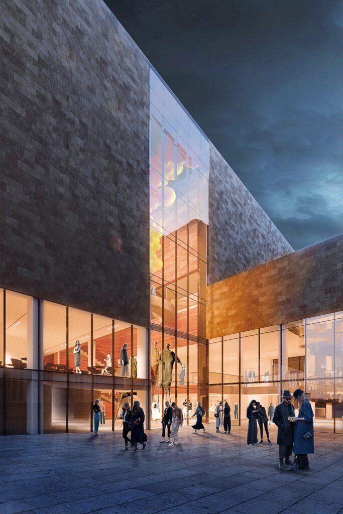 Реконструкция центра современного искусства в Ереване NPAK