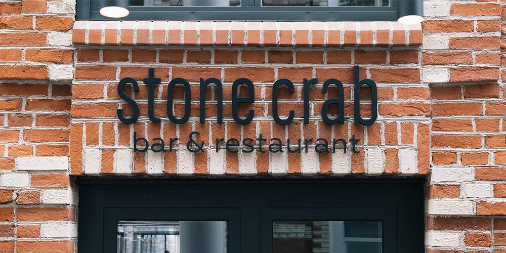 Stone Crab Restaurant — брендинг