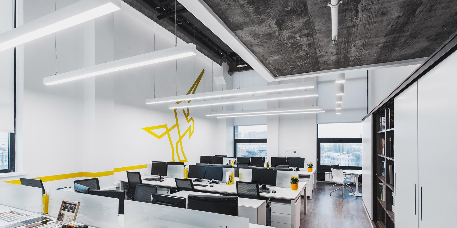 Офис IND architects