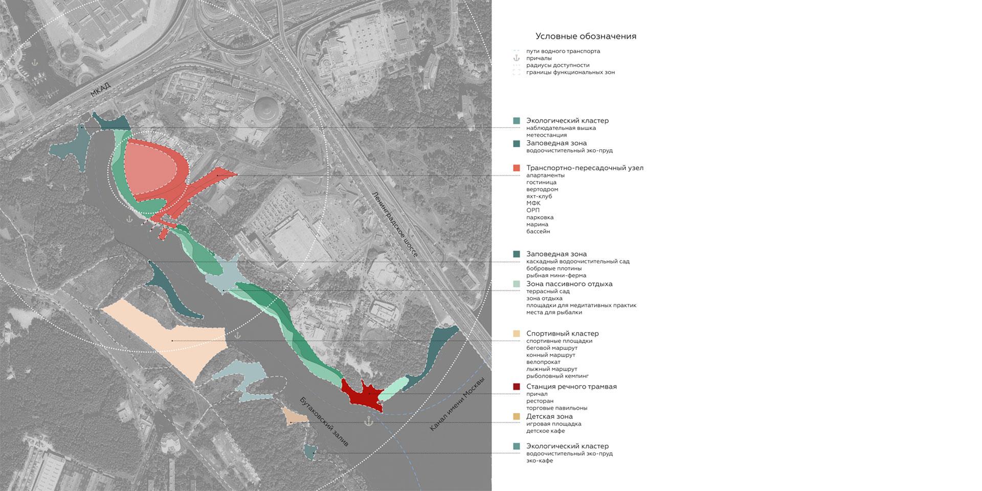 Leningradskoye Highway Multimodal Transport Hub