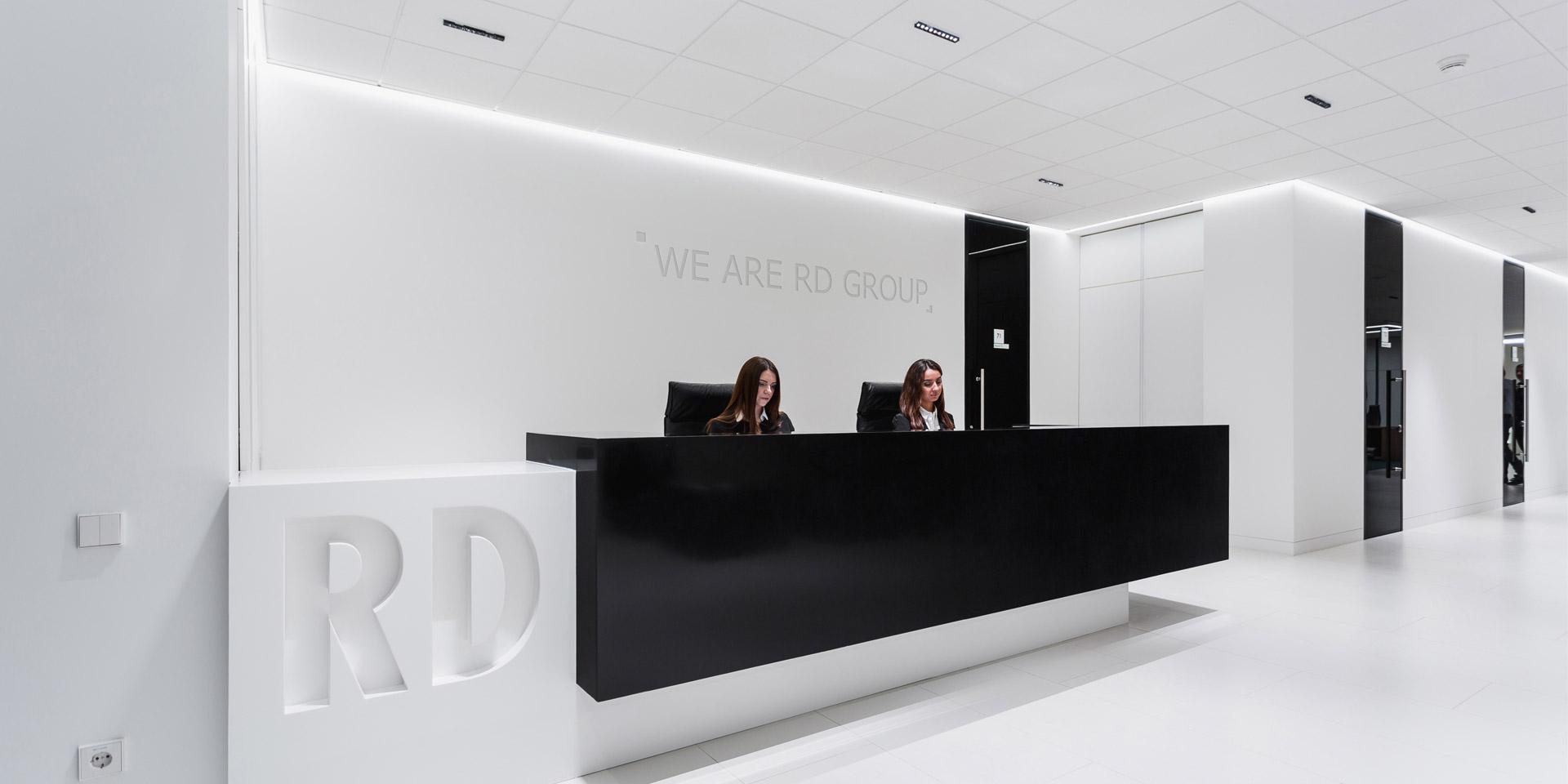 Офис компании RD Construction