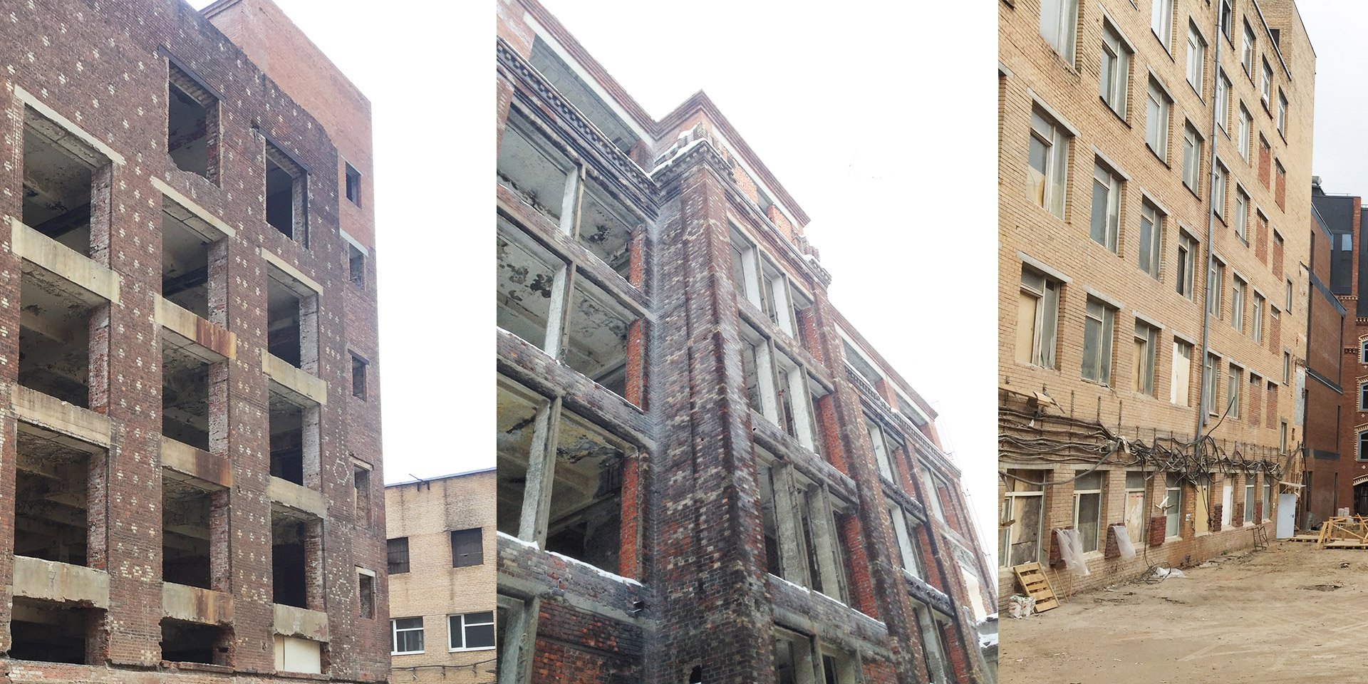 Apartments at the Bolshevik Factory