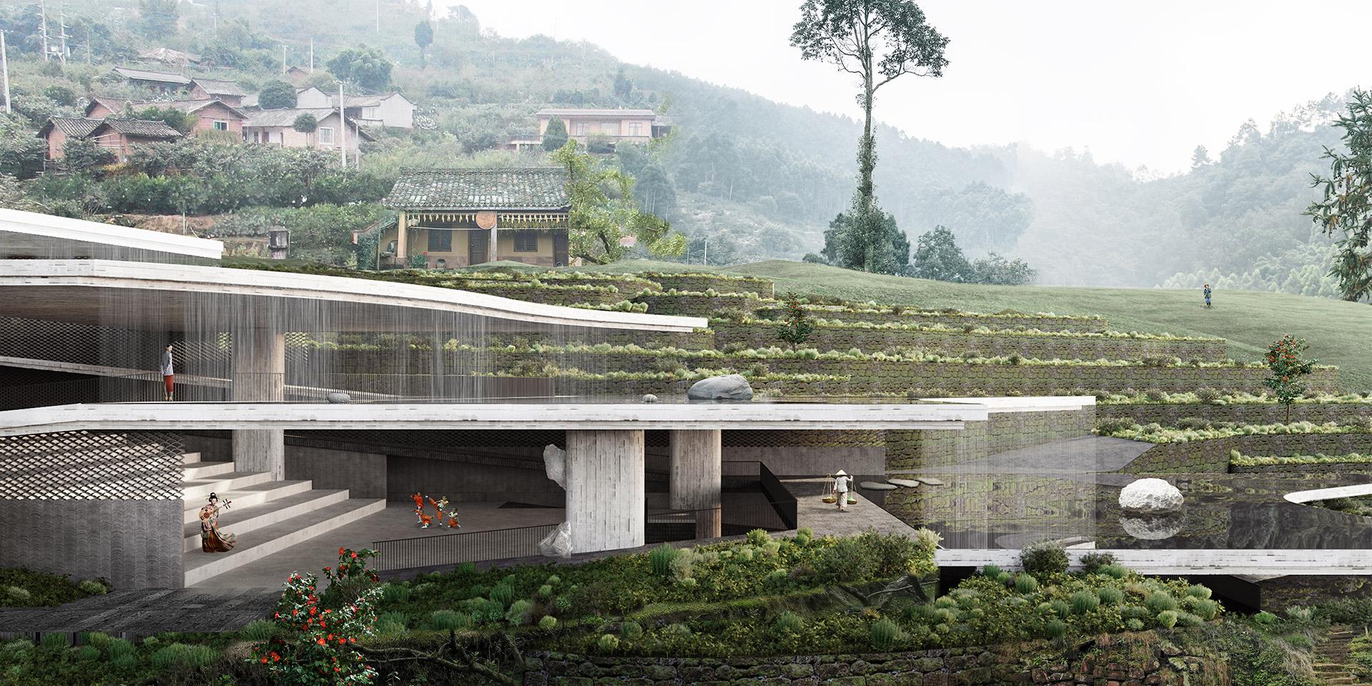 Xingfu Village Pan-Museum, China
