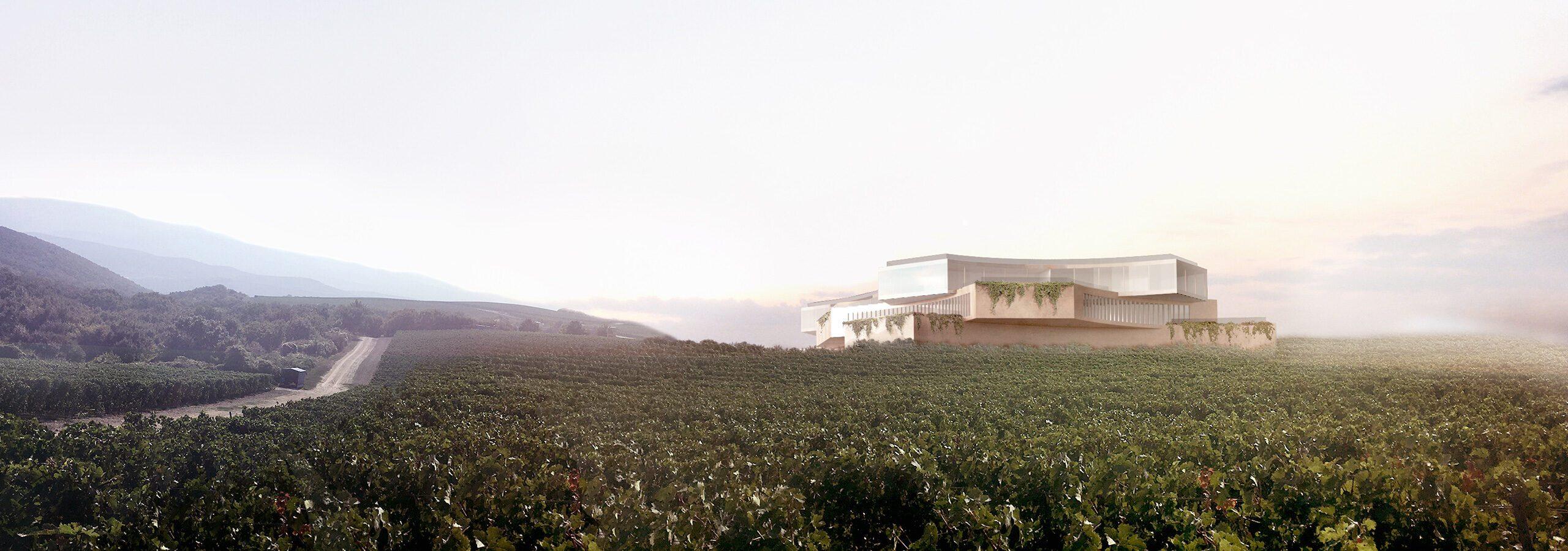 Винодельня «Скалистый берег»