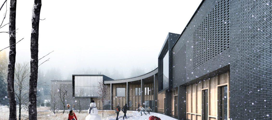 Финская школа для старших классов
