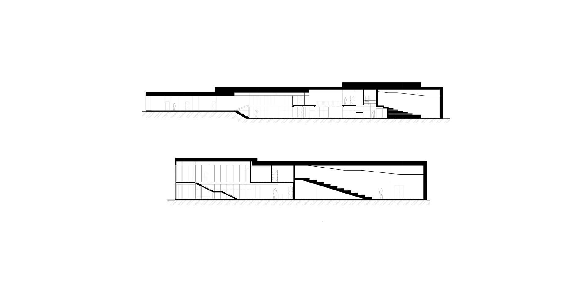 Reconstruction of the Horizon Cinema