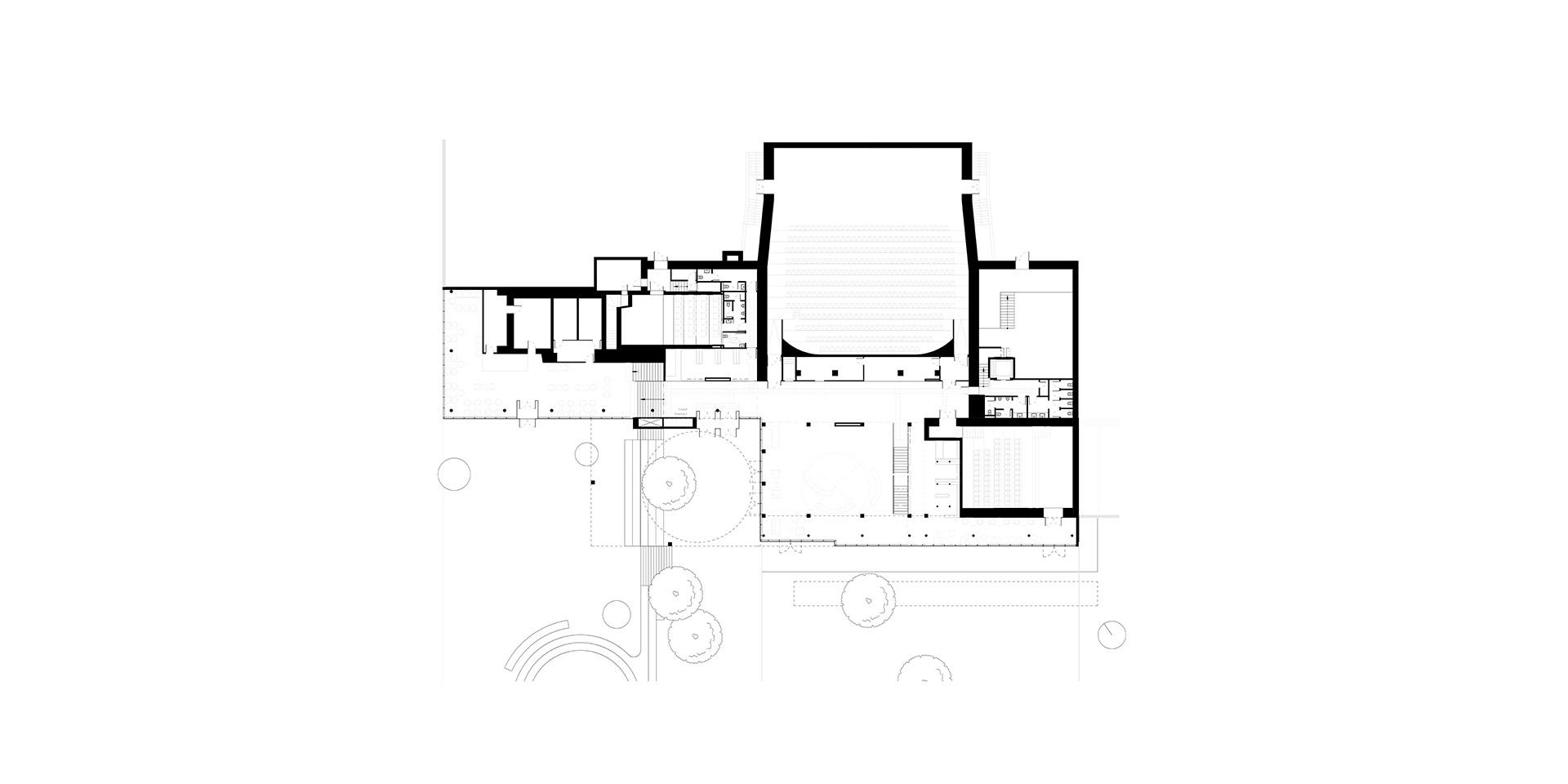 Реконструкция кинотеатра «Горизонт»