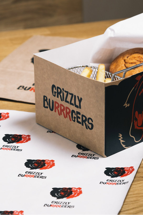 Grizzly Burrrgers