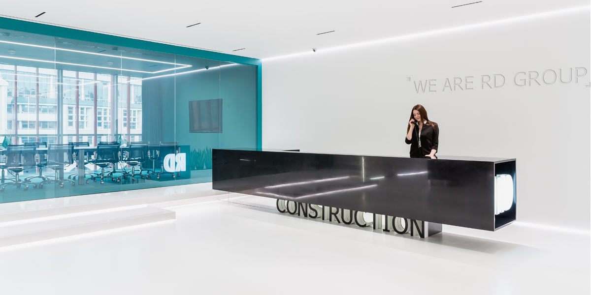 RD Construction Office