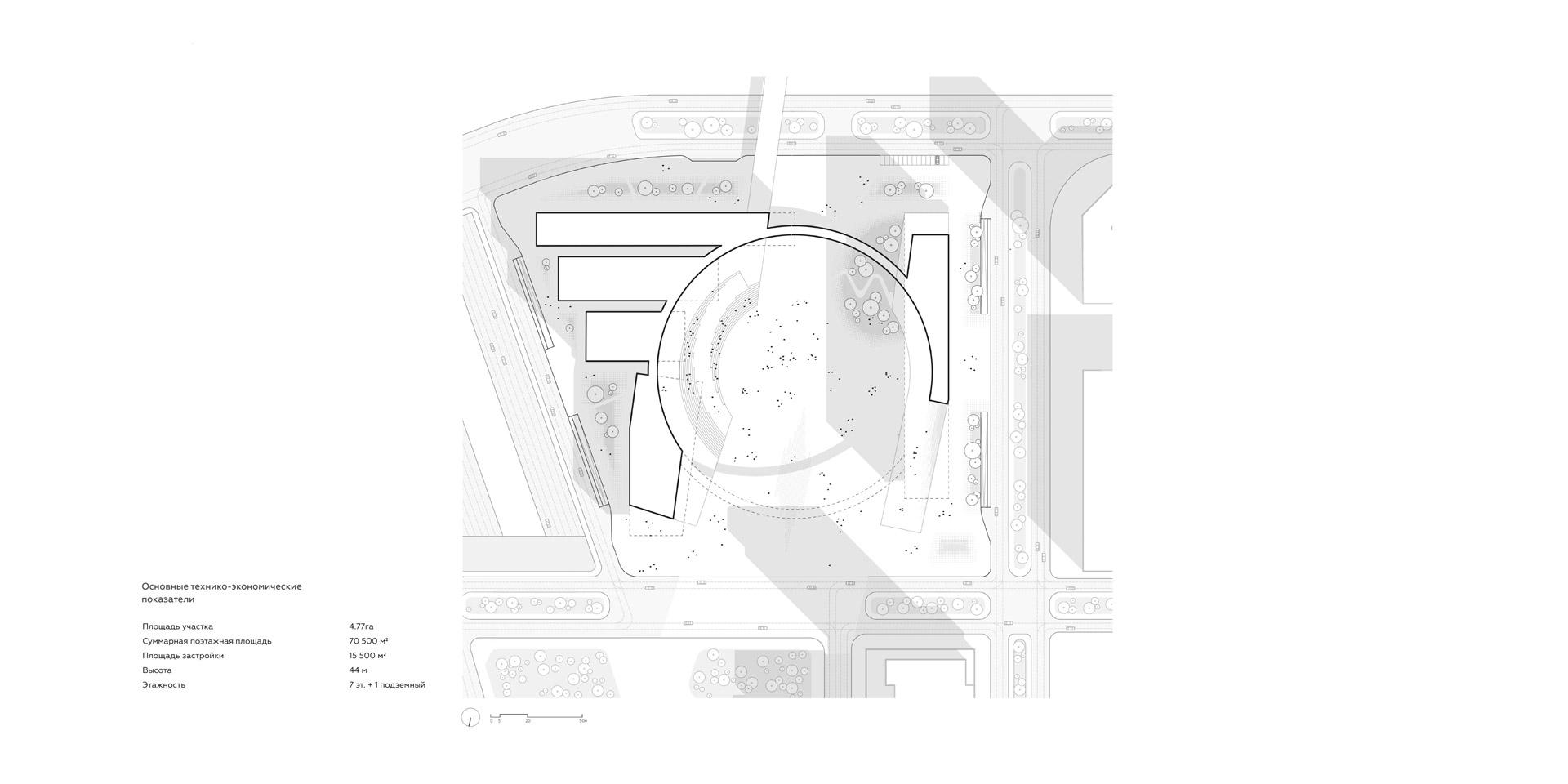 Концепция депозитарно-выставочного комплекса