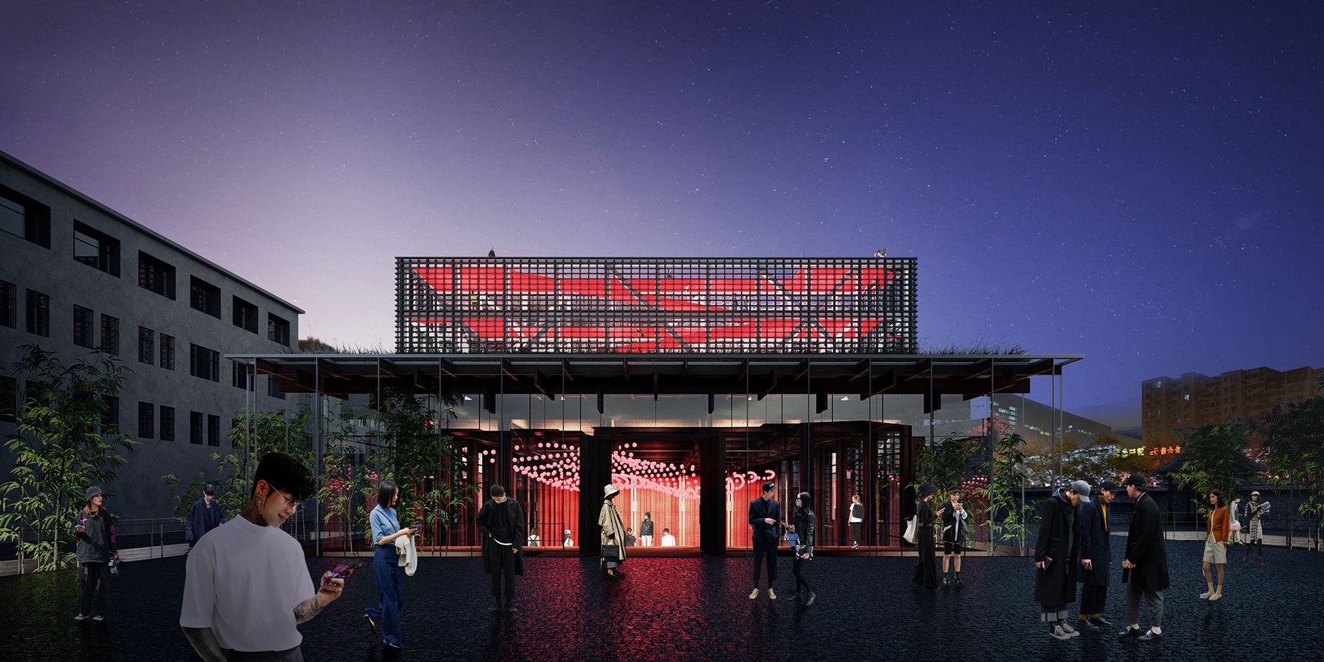 Immersive Theater and Museum, Kaifeng