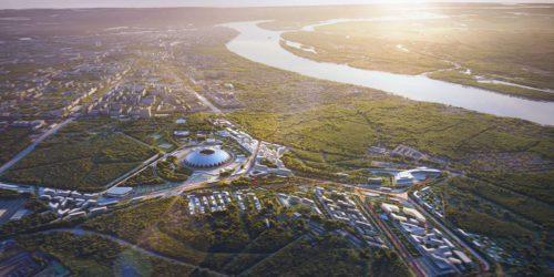 Master Plan Samara-Arena
