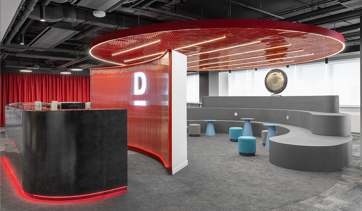 Офис Alfa Digital