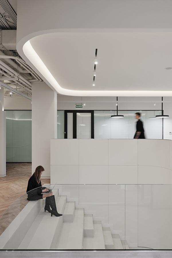 Офис Space 1 на Тверском бульваре
