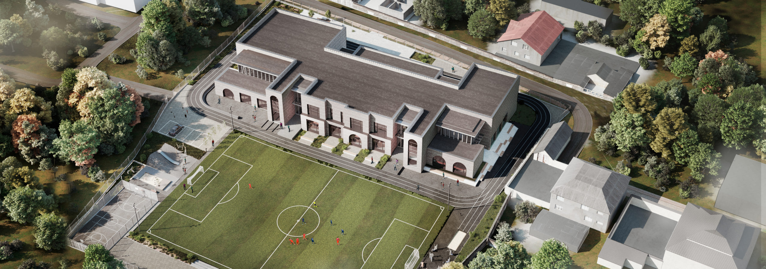 Концепция школы в Дагестане