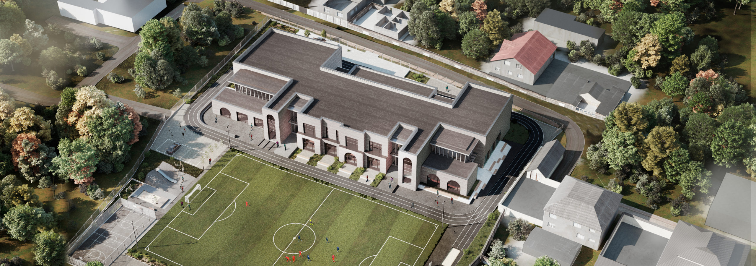 Dagestan School Concept